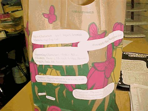 book in a bag book report book in a container 171 if you think reading is boring you