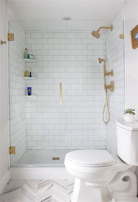 white shower gorgeous variations on laying subway tile