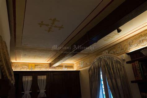decorazione soffitto soffitto decorazione piante