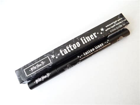 Tattoo Liner Ebay | kat von d tattoo liner liquid waterproof eyeliner nib