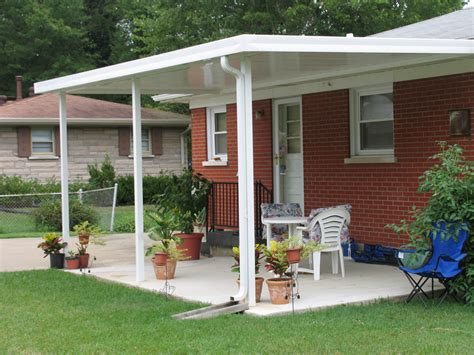 Permanent Awnings For Patios by Patio Tech The Home Enhancers 187 Patio Covers