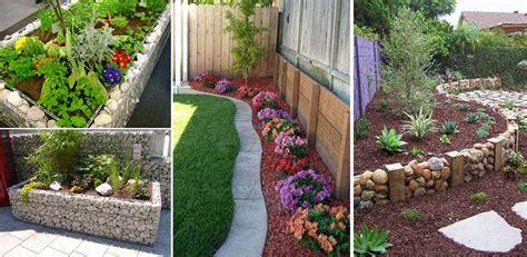 decorare gradina 28 idei surprinzatoare pentru delimitatoare de gradina