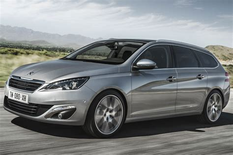 peugeot estate 308 peugeot 308 sw estate prices announced carbuyer