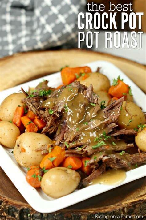 Pdf Crock Pot Recipes Ultimate Crock Pot by Pot Roast Crock Pot Recipe