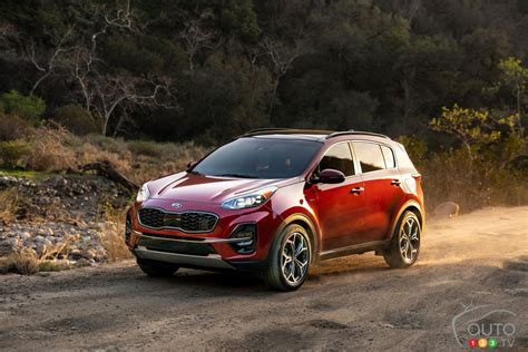 Kia Ex 2020 by Chicago 2019 2020 Kia Sportage Makes It Big Entrance