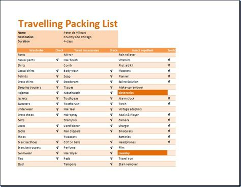 packing list template word shipping packing list template for