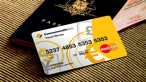 commonwealth bank travel money card compared travel money cards vs credit cards australian