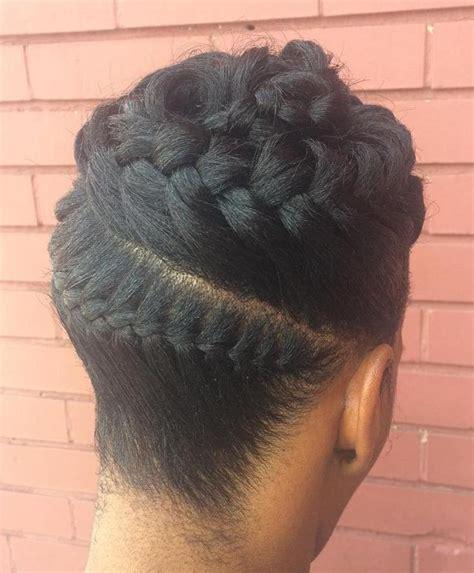 best 25 goddess braids updo ideas on pinterest natural goddess braids updo hairstyles for black women www