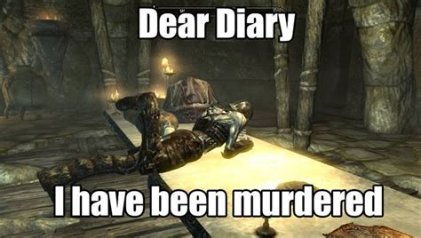 Skyrim Memes And Jokes - 45 best the elder scrolls images on pinterest elder