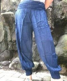 Daster Pendek Pelangi Big Size grosir baju bali celana aladin panjang