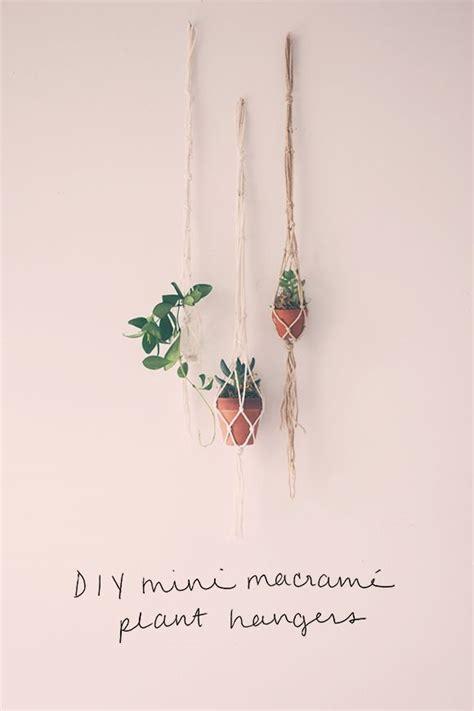 diy macrame hanging planter the 25 best diy hanging planter ideas on pinterest diy
