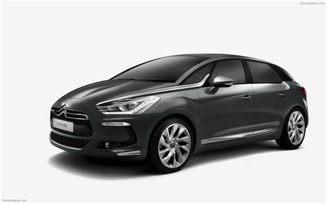 Citroen Ds5 by Citroen Ds5 2012 Widescreen Car Photo 47 Of 132