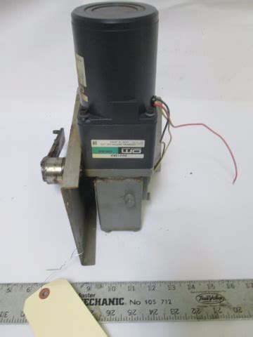 hobart  angle gear rotisserie rotor motor  turn arm hre rotary oven
