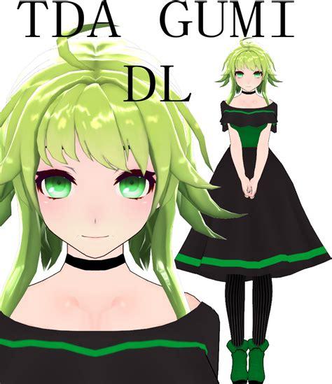 tda mmd gumi download mmd tda gumi dl by agathograve on deviantart