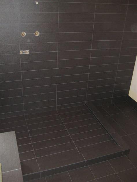 shower curb houzz