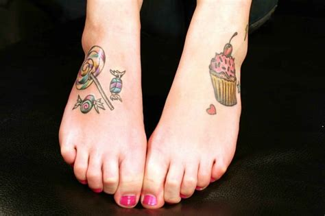 awesome foot tattoo designs 10 foot tattoos that are actually awesome