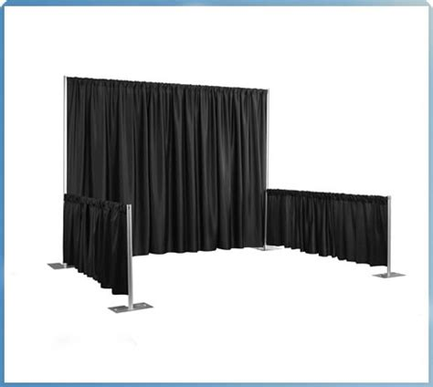 pipe and drape sale exhibition pipe and drape for sale