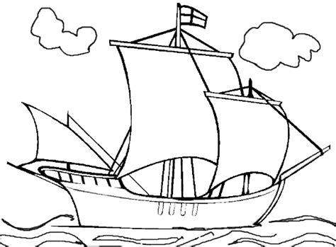 dessin bateau de plaisance dessin 195 colorier bateau de plaisance
