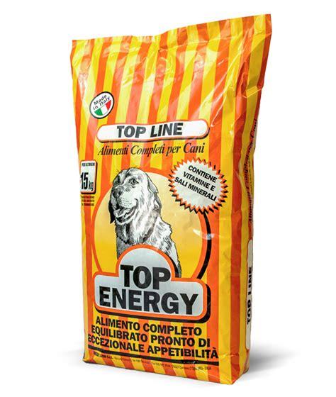 best energy top energy mangime in crocchette per cani in attivit 224 e