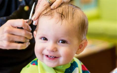 baby boy hairdresser home cutie cuts cutie cuts