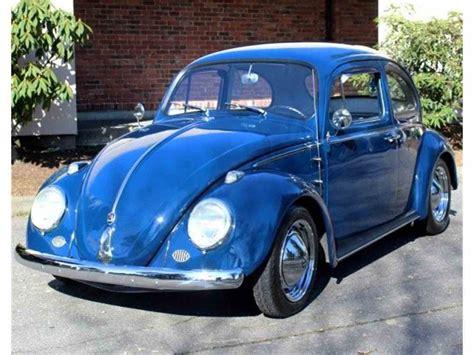 volkswagen beetle 1960 1960 volkswagen beetle for sale classiccars com cc 1081682