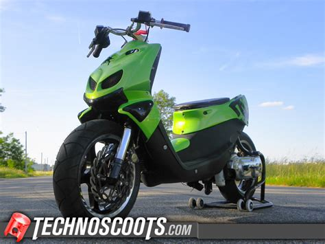 perso car scooters persos et tuning sur technoscoots