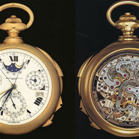 patek philippe supercomplication most expensive watches