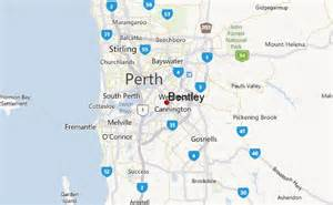 Bentley Map Bentley Australia Location Guide