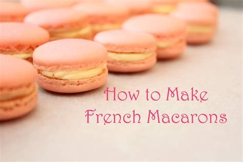 how to make how to make macarons sweetco0kiepie
