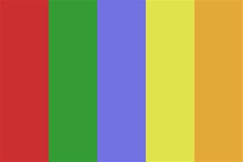 hogwarts houses colors hogwarts houses color palette