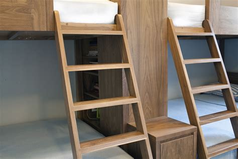bunk bed ladder attach a bunk bed ladder and make the bunk beds accessible