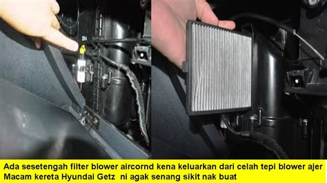 Bearing Aircond Kereta senangeja 4 tutorial tips servis dan menjaga penyaman udara kereta