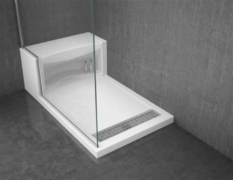 Bathroom Shower Bases Alessa Shower Base Modern Shower Pans And Bases By Fleurco