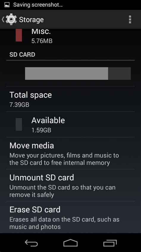 mount sd card android open source for geeks how to un mount android sd card before removing it