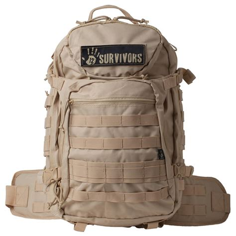 tactical bagpack 12 survivors tactical backpack 424785 style