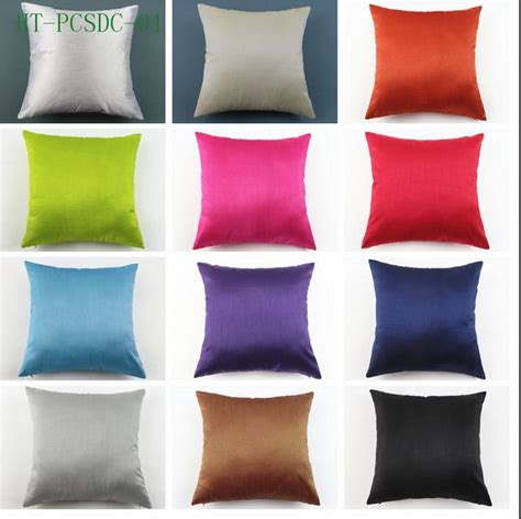 throw pillows covers for sofa solid color throw pillows cushion covers silver decorative