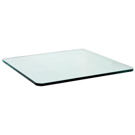 Floating Shelf Glass by Floating Glass Shelves 3 8 In Square Glass Corner Shelf