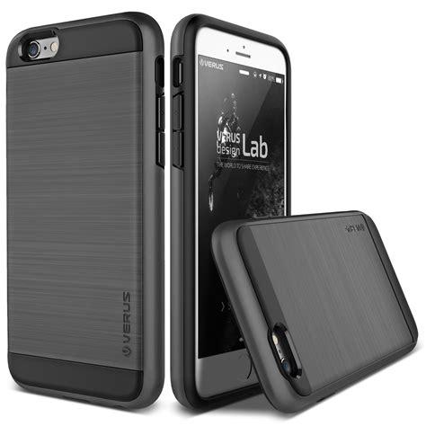 Verus Iphone 6 6s Bumper Series Steel Silver verus iphone 6s verge series kılıf verus turkiye