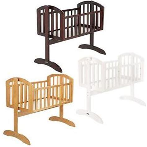 Obaby Crib Mattress by Obaby Swinging Crib Wooden Nursery Furniture Baby