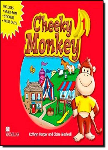 cheeky monkey 1 pupils 023001142x claire medwell author profile news books and speaking inquiries