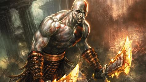 kratos god of war le film imagenes en hd de kratos el dios de la guerra im 225 genes