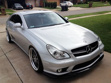 2007 Mercedes Cls550 by 2007 Mercedes Cls550 Amg Sport Package With 20 Quot Work Sc1