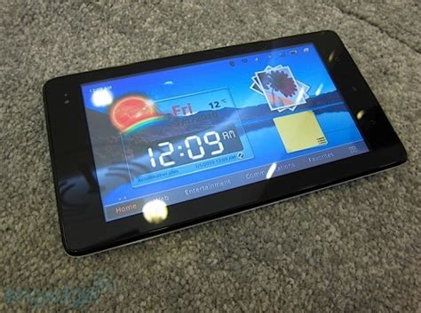 Tablet Huawei Ideos Slim 7 huawei introduces s7 slim pro tablets notebookcheck net