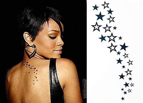 rihanna side tattoo rihanna free pictures