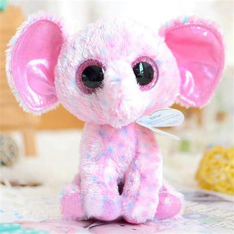 Squishy Jumbo Owl Boo Owl Pink Rize 1 ty beanie boos soft toys doll ty plush animals 15cm pp cotton baby beanie boo elephant unicorn