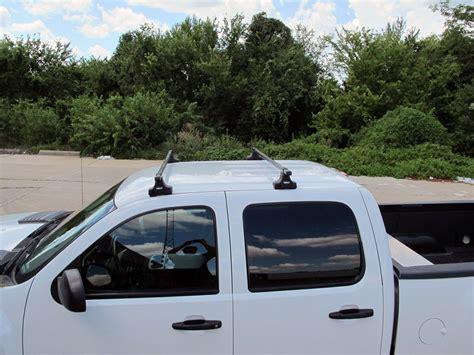Chevy Silverado Roof Rack by Thule Roof Rack For 2010 Chevrolet Silverado Etrailer