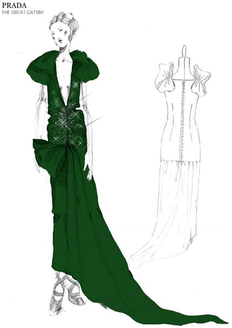 fashion sketch book fashion designer s ultimate companion books prada dresses the great gatsby costumes the prim