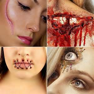special effects halloween makeup halloween special effects makeup tutorials popsugar beauty
