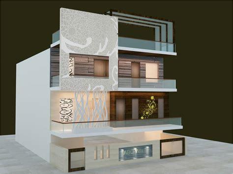 home exterior design delhi exterior elevation designer in delhi ideas org in