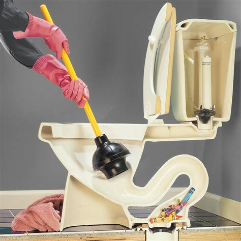 How to Unclog a Toilet: The Family Handyman